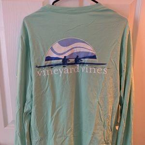vineyard vines LS Rowing T-shirt